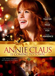 Annie Claus Is Coming to Town (2011) Box Art