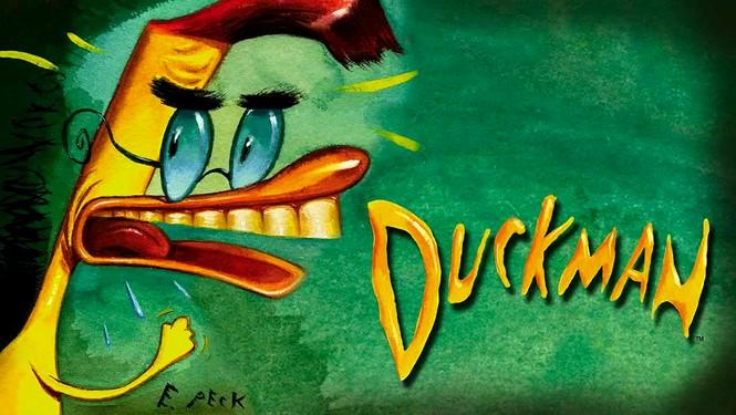 Rent Duckman on DVD